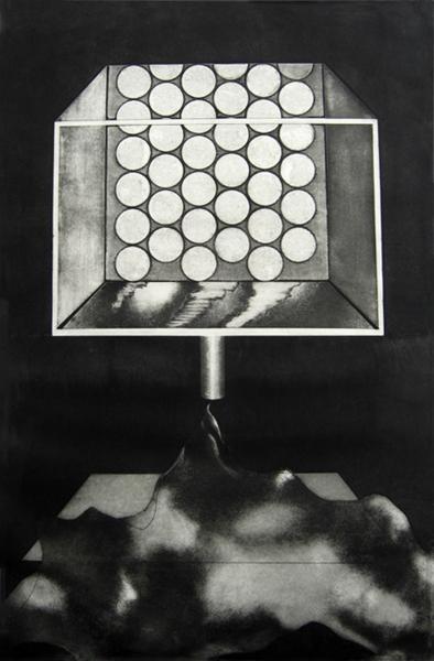 5.Turley,Pasha The Pollution Makers Iintaglio etching30x40