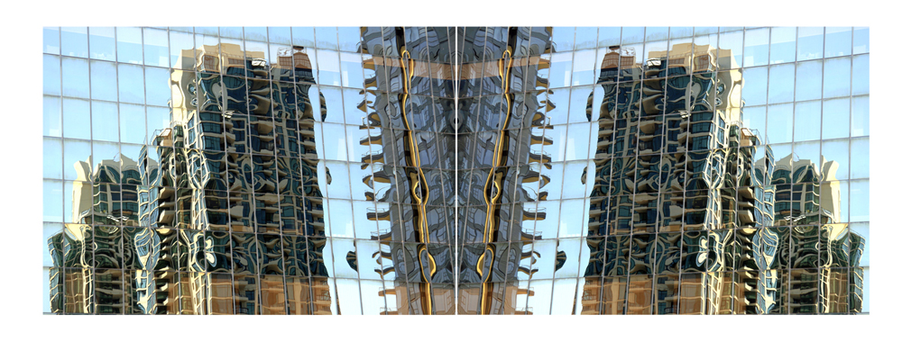 Turley, Pasha Horizon Building Digital canvas W