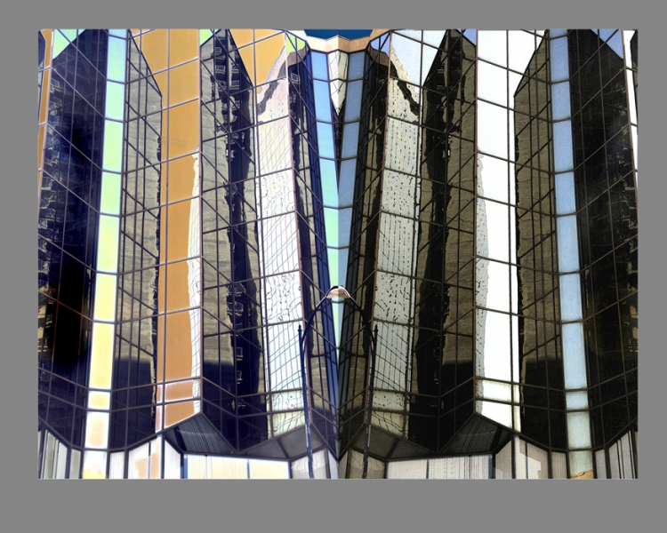 Turley,Pasha CityScape digital canvas